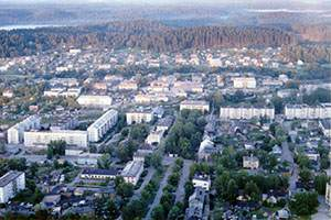 Lahdenpohja (Karelia, Rusia)