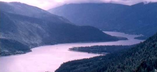Río y su valle