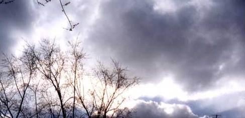 cielo nuboso