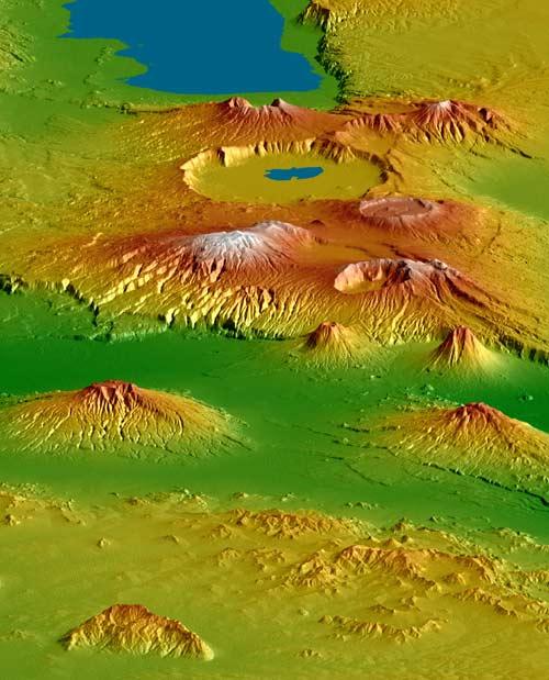 Crater Highlands